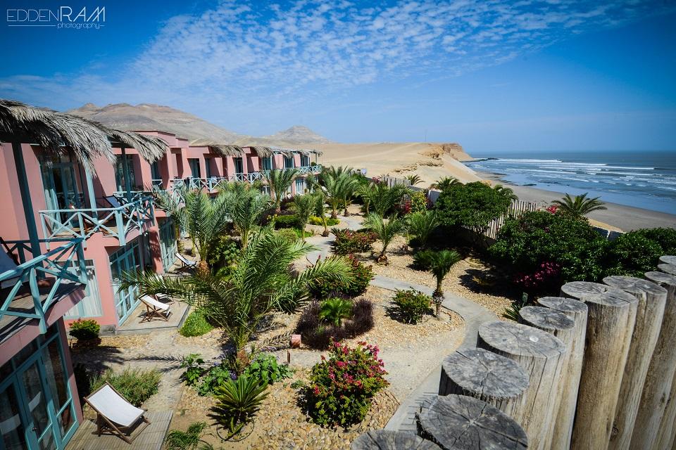 טיול גלישה - מלון מפנק במיקום מדהים!