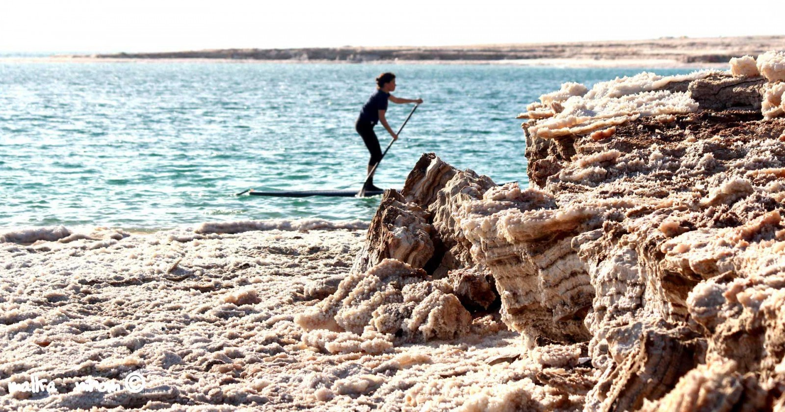 Dead Sea- explore secret hot-water pools