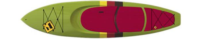 גלשן סאפ - גלשני SUP טורינג -