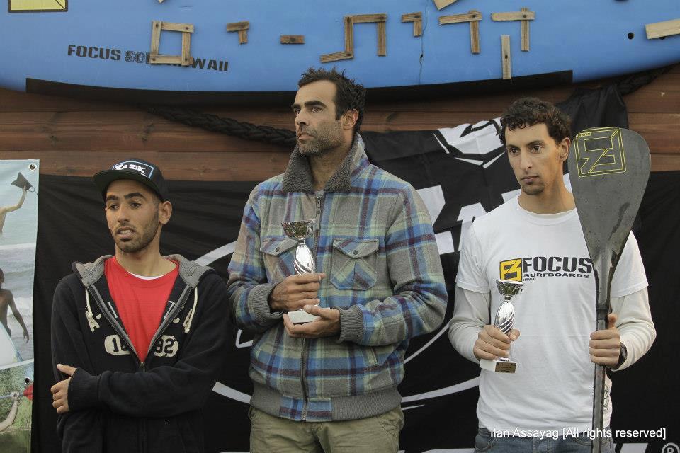 הזוכים בתחרות משוטי המחץ - תחרות סאפ